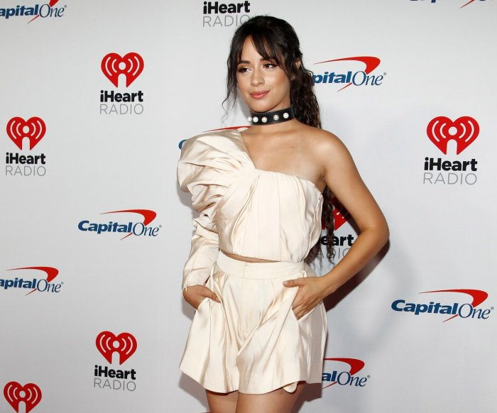 Camila Cabello, Backstreet Boys walk 2019 iHeartRadio Festival red carpet