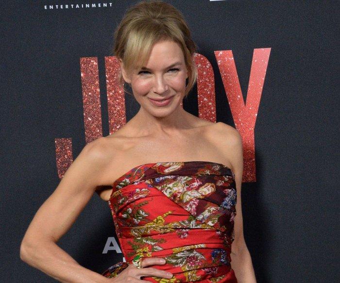Renee Zellweger attends 'Judy' premiere in Beverly Hills