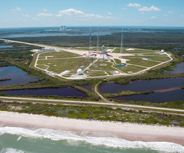 Storms, erosion a costly problem at NASA's Kennedy Space Center
