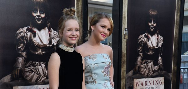 'Annabelle: Creation' premiere in Los Angeles