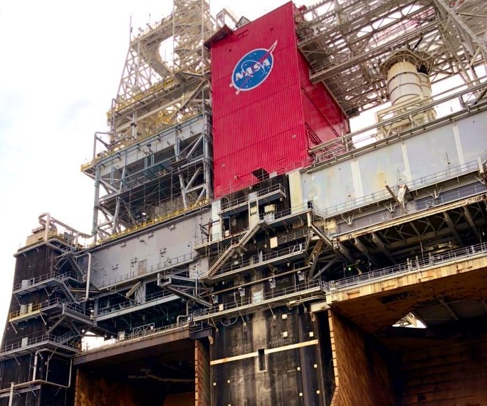 NASA gears up to test fire new SLS moon rocket in Mississippi