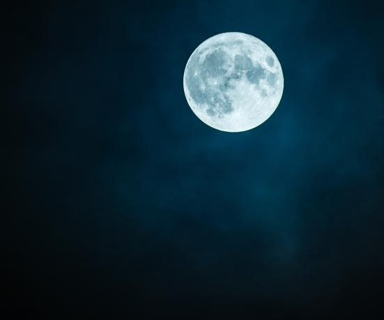 February super snow moon: The brightest full moon of year