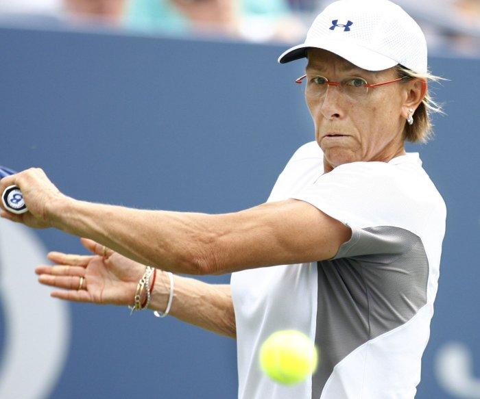 Navratilova: Transgender athletes in women's sports 'insane'