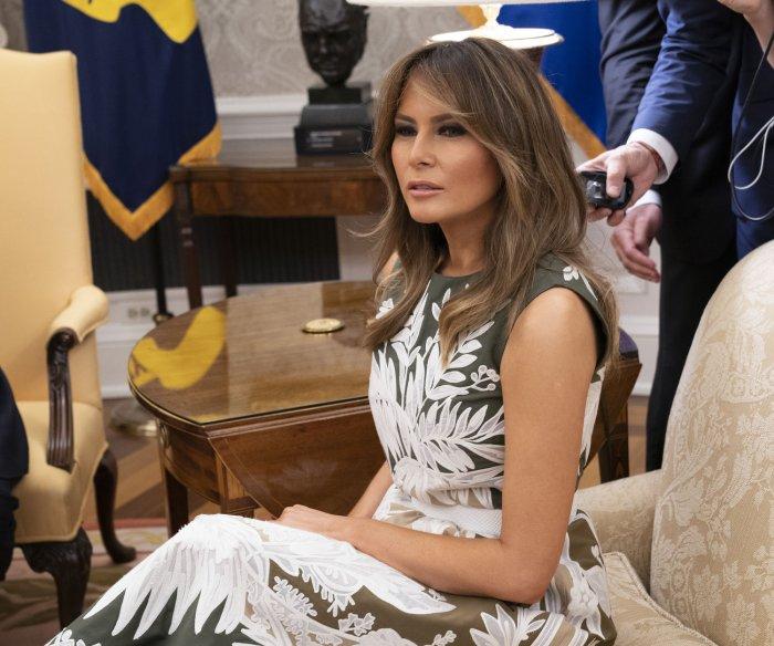 Melania Trump makes surprise visit to Texas to tour border facilities