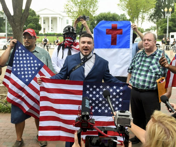 Four years later, organizers of extremist Charlottesville rally face civil trial
