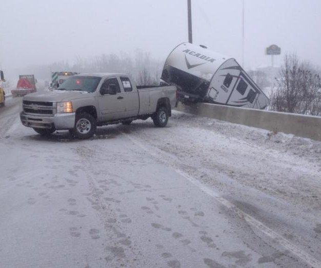 Frigid temperatures, ice, snow spur states of emergency