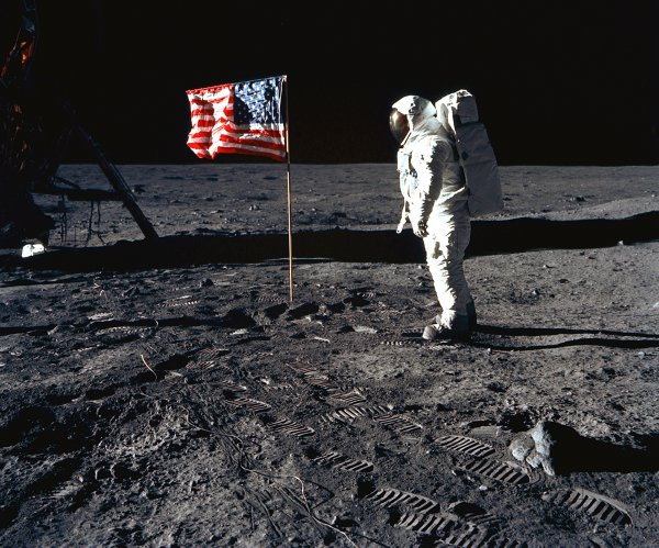 Apollo 11's 50th anniversary evokes glory, regret in space travel
