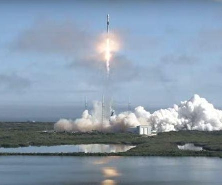 SpaceX launch grows Starlink constellation to more than 300 satellites