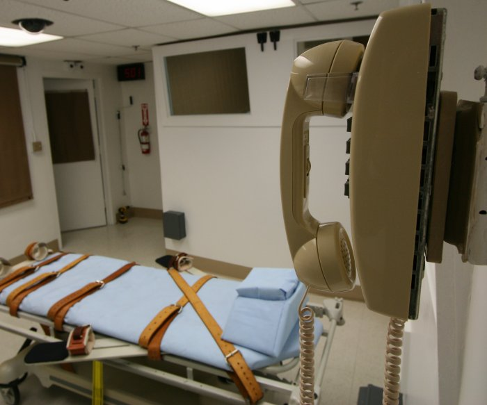Oklahoma to resume lethal injections for first time in 6 years