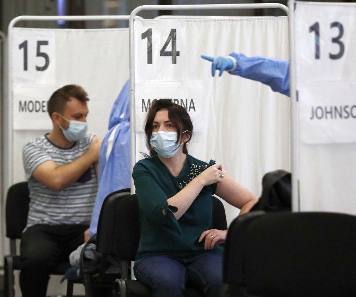 COVID-19: Russia, Ukraine, Romania hit records in deaths, cases