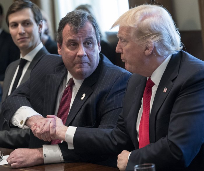 Christie to assist Trump in fight against opioid dependence