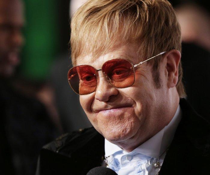 Moments from Elton John's career