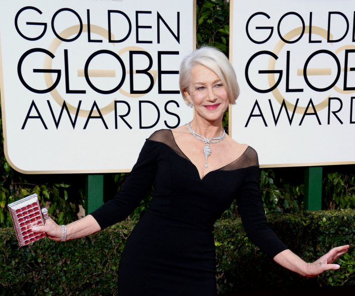 Helen Mirren turns 75: a look back
