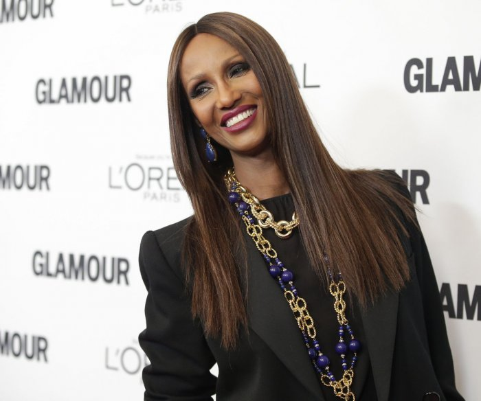 Iman turns 65: a look back