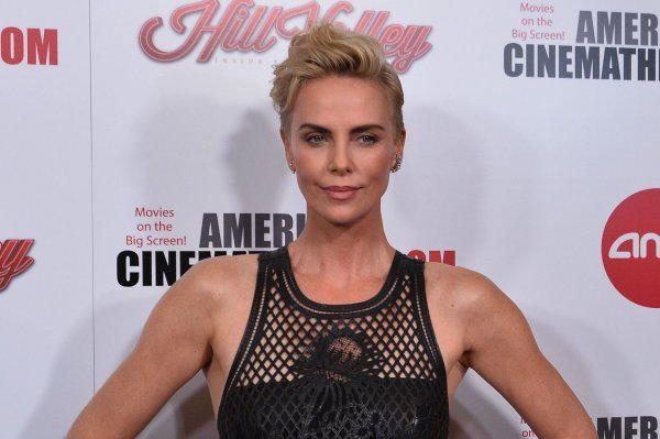 Charlize Theron honored at American Cinematheque Awards