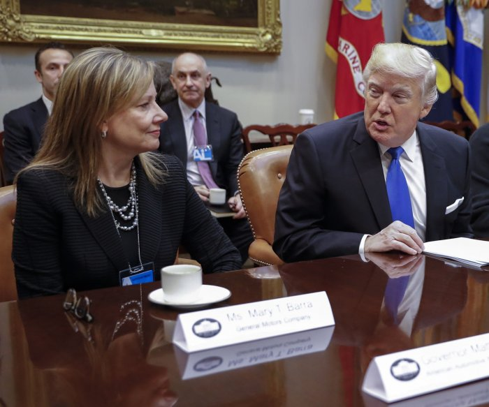 Trump invokes Defense Production Act to force GM to make ventilators