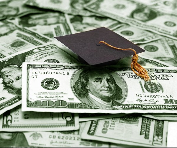 Borrowers with higher student debt less likely to default, study says