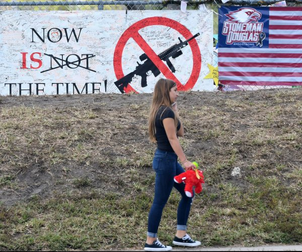 Families of Parkland victims sue maker, seller of AR-15