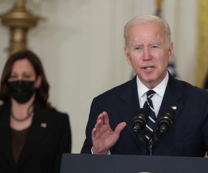 Biden says $1.8T spending deal will create jobs, 'invest in people'