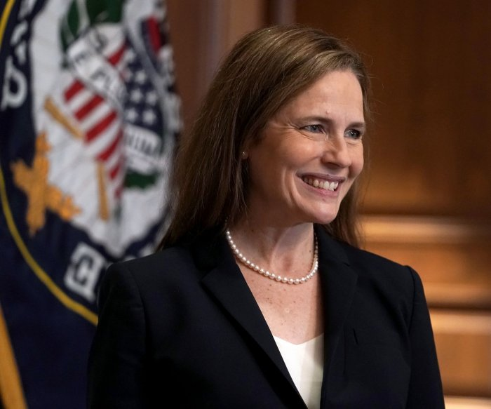 Senate panel to vote on Supreme Court nominee Amy Coney Barrett