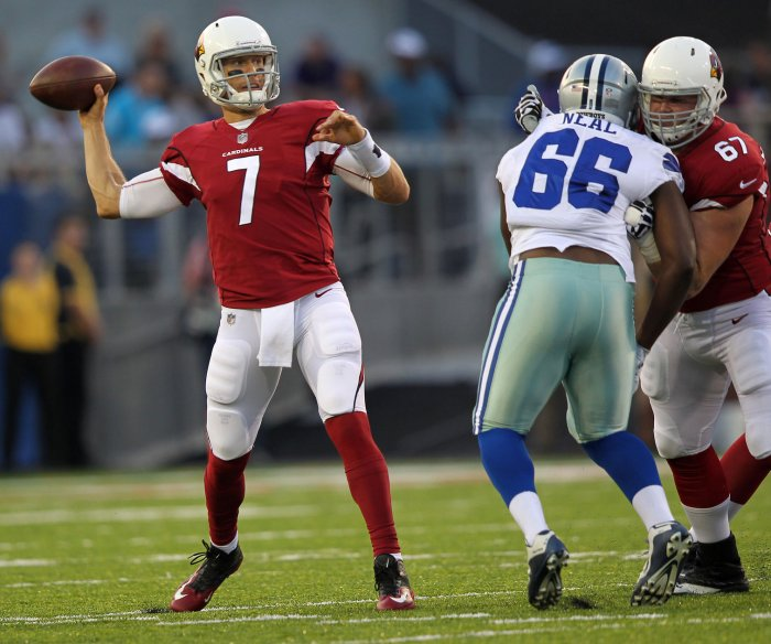 NFL Hall of Fame game: Arizona Cardinals vs. Dallas Cowboys
