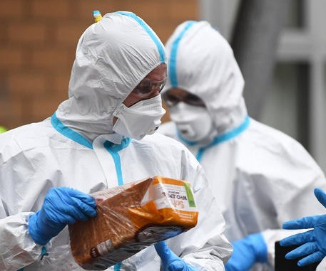 New Zealand placed under lockdown amid new outbreak