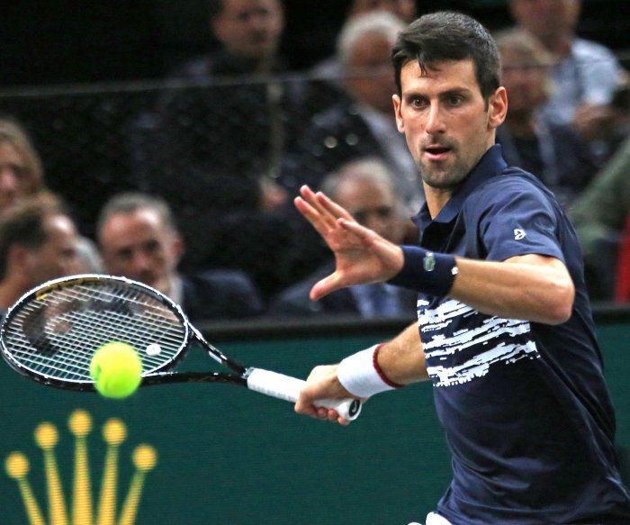 Novak Djokovic to play at U.S. Open; Bianca Andreescu out