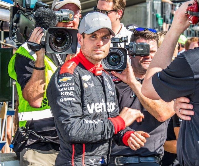 Indy 500: Will Power beats Ed Carpenter