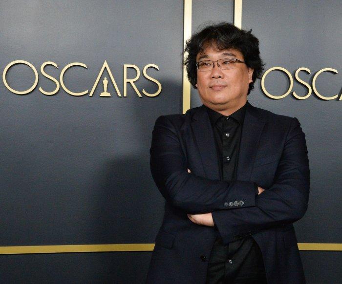 Oscar nominees attend luncheon in LA