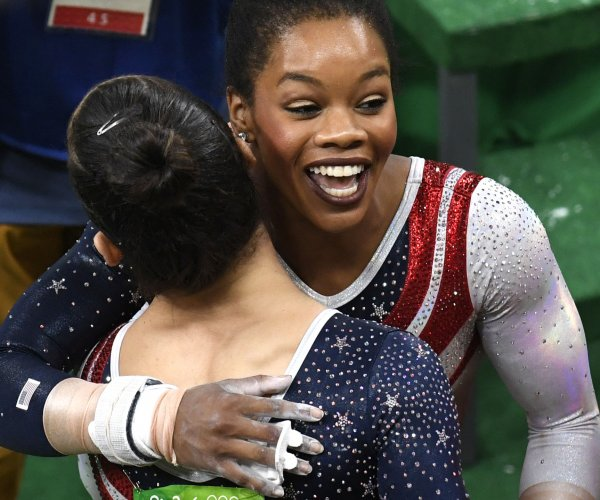 Team USA's Gabby Douglas claims sexual abuse by team doctor