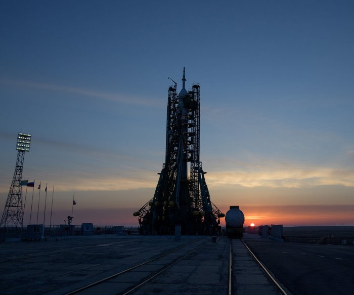 Watch live: NASA astronaut scheduled for launch to space station Thursday