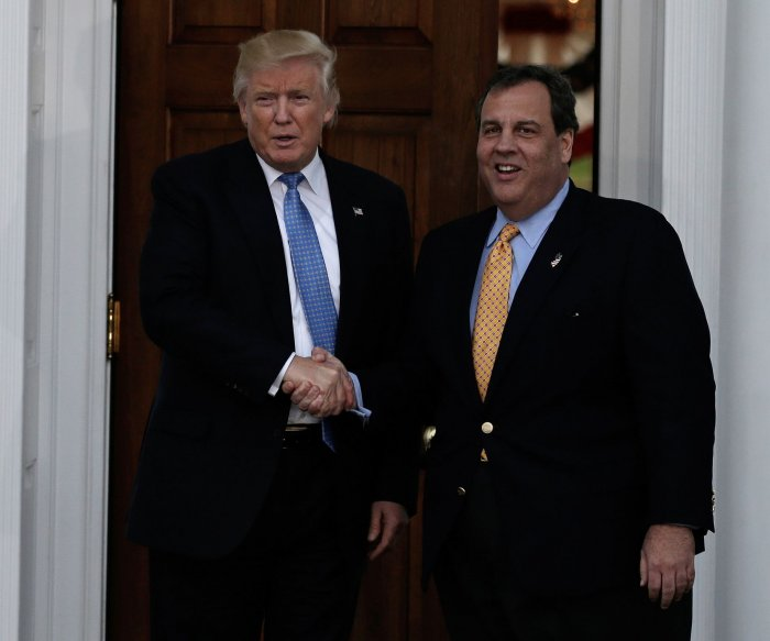 Christie to Republicans avoiding town halls: Do your job
