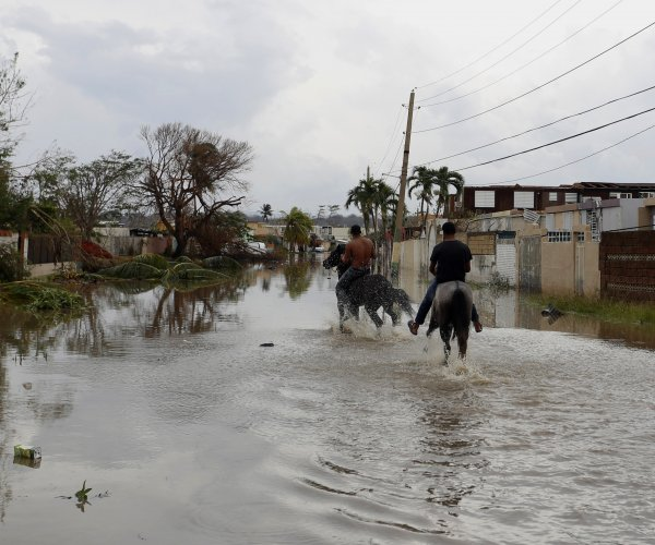Puerto Rico requests more federal aid in response to Hurricane Maria