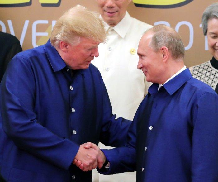 Vladimir Putin's playbook for disrupting the West