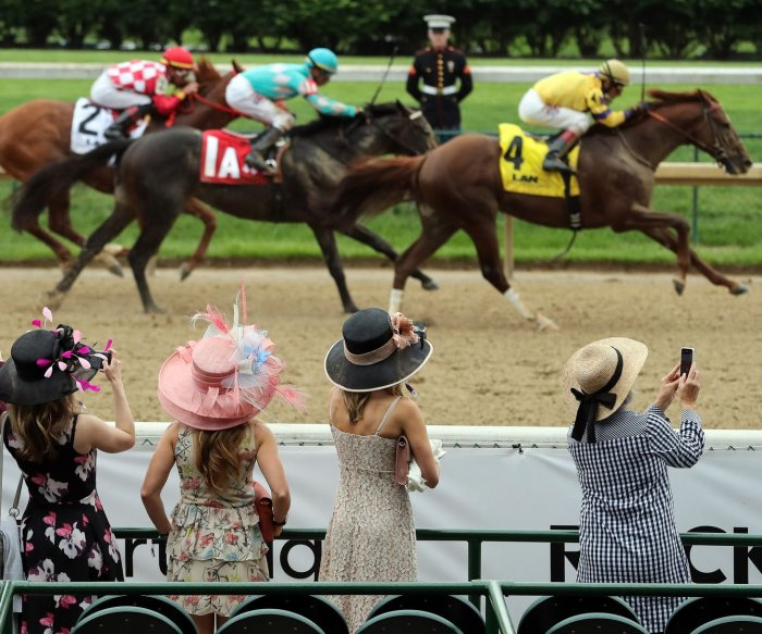 The Kentucky Derby through the years