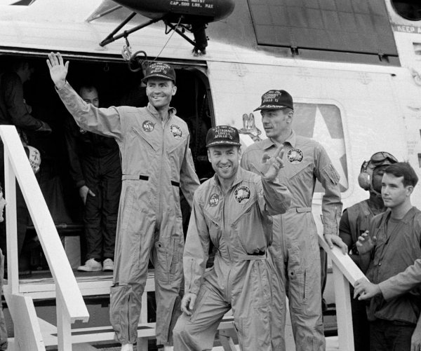 Apollo 13's 50th anniversary recalls NASA tragedy turned triumph