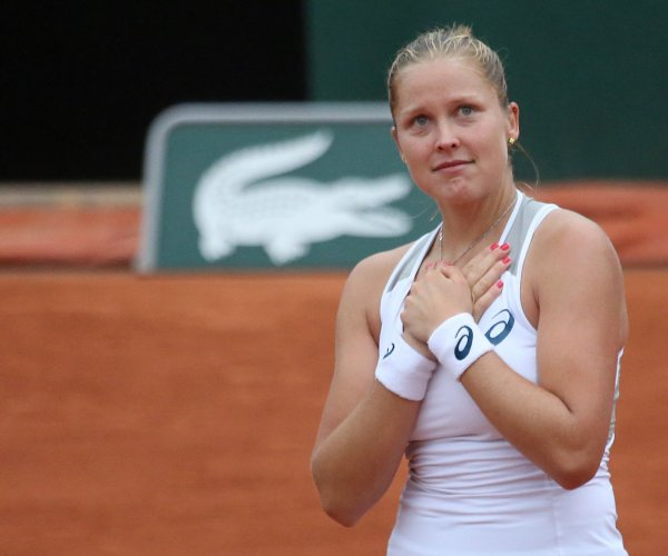 Men's and women's fourth round action at the French Open