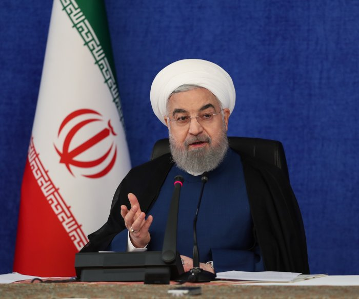 Iran vows 'rigid response' to U.S. moves to re-impose U.N. sanctions