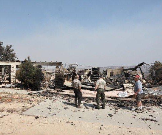 California's Bobcat fire grows to 103K acres