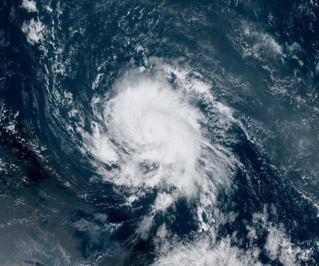 Sam now a Category 4 hurricane