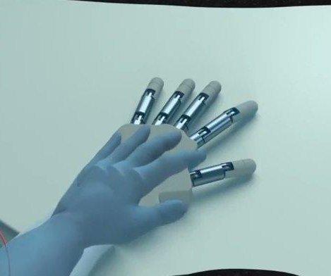 Tactile sensations make prosthetic limbs feel natural