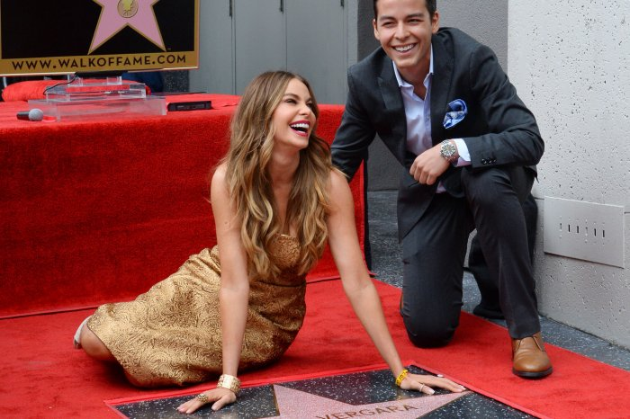Sofia Vergara gets Hollywood Walk of Fame star