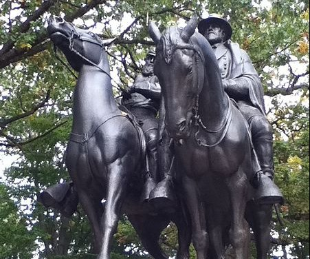 Charlottesville prompts vandalism, removal of Confederate statues