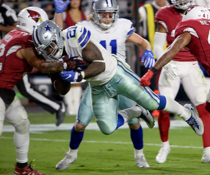 Cowboys rebound for 28-17 win over Cardinals