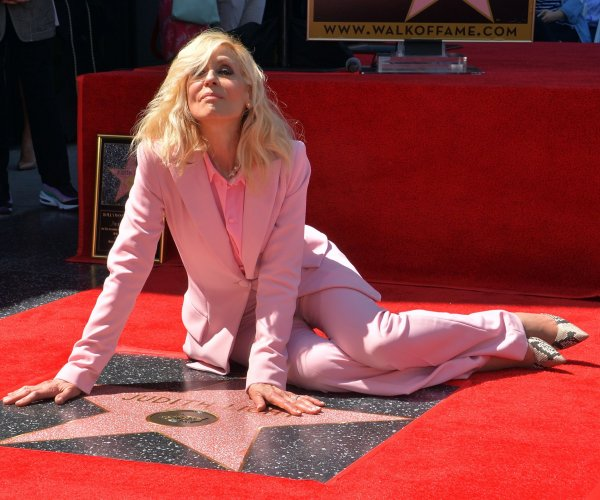 Judith Light honored with star on Hollywood Walk of Fame in Los Angeles