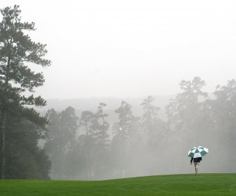 Moments from the 2020 Masters Tournament