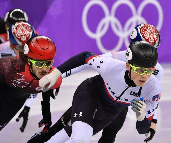 2018 Winter Olympics: Men's speed skating medalists