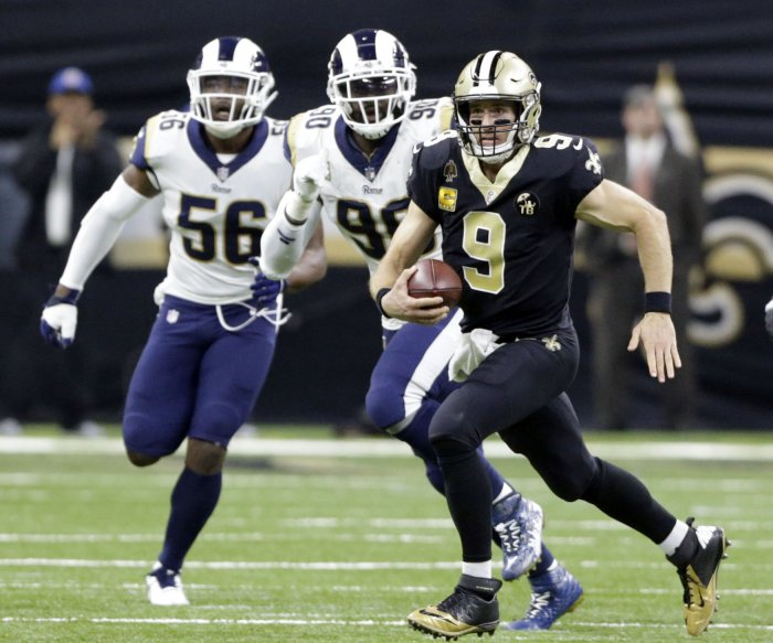 NFC Championship: Saints, Rams aim to keep high-flying ways ailve