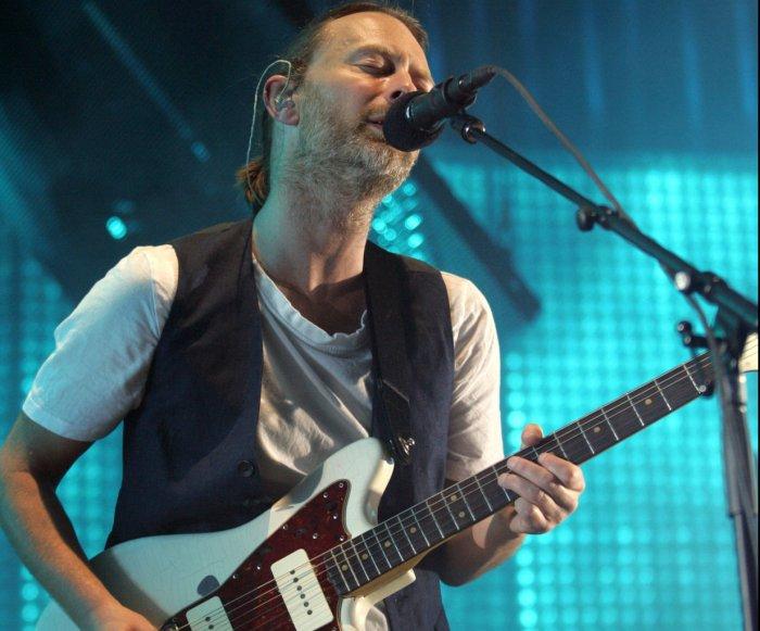 Radiohead announces nine-date U.S. tour