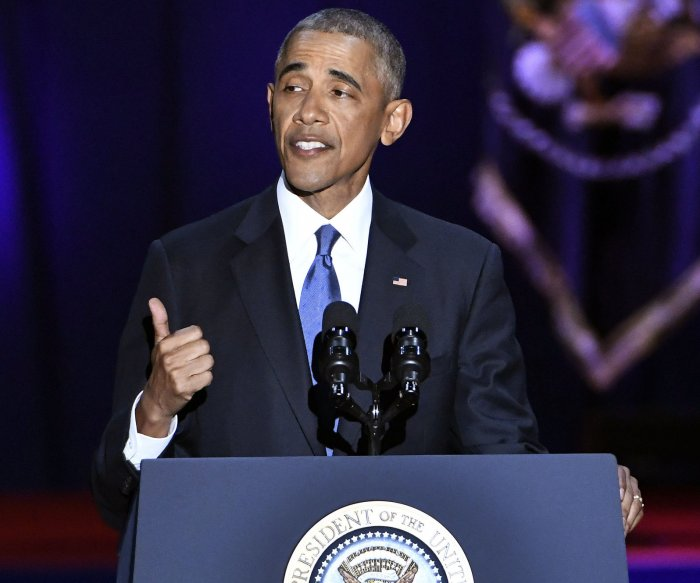 Watch live: Obama to encourage civic participation